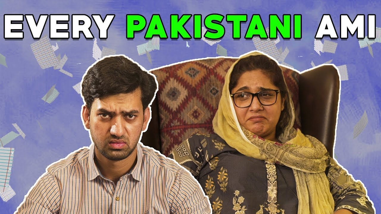 Every Pakistani Ami | Mother's Day Special | MangoBaaz
