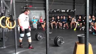 Dmitry Klokov - Germany, Berlin, MyLeo CrossFit