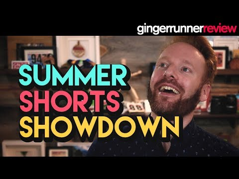 2018 SUMMER SHORTS SHOWDOWN | The Ginger Runner
