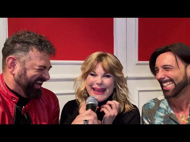 Ricette d'Amore - Intervista al Cast