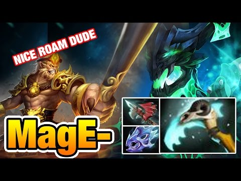 MagE- Dota2 [OD] Perfect Roaming by Monkey King