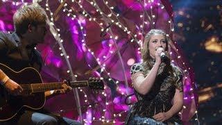 Ella Henderson sings Tinie Tempah