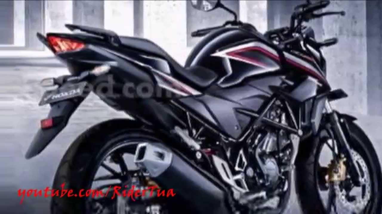 hot honda cb150r facelift 2015 - youtube