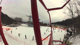 This is how Ober at Gatlingburg Tennessee looks like after sno…