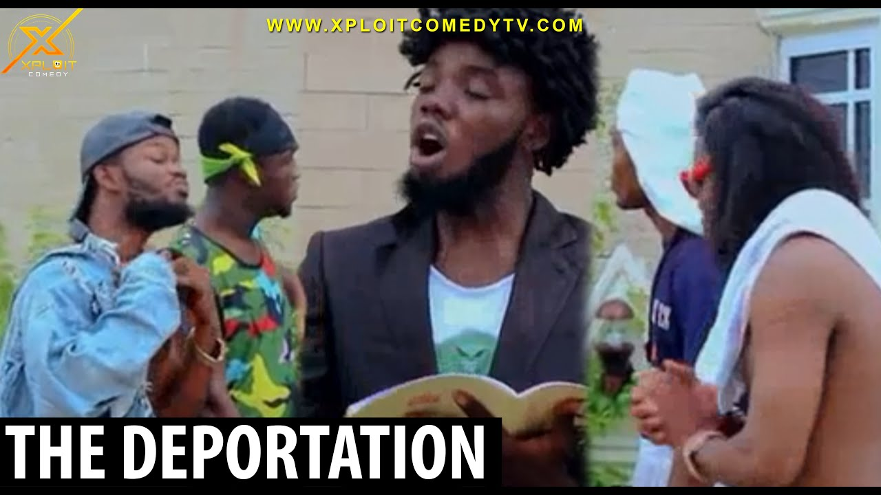 Download THE DEPORTATION / Adventures Of Akpamu (ep 2) (XPLOIT COMEDY)