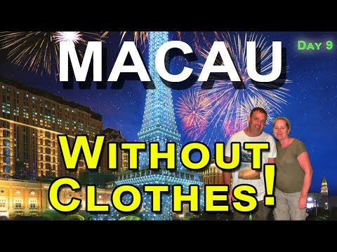 Macau Travel Guide | Cotai Strip Best Hotels | Nightlife | Day 9