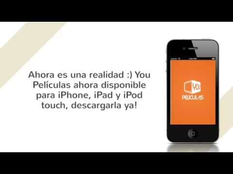 You Peliculas Para IPhone, IPad Y IPod Touch