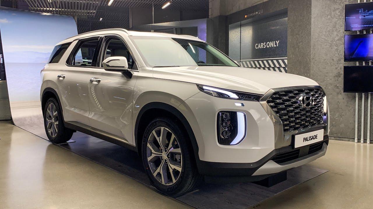Mẫu SUV lớn nhất của hãng Hyundai - Palisade 2020 (cấu hình 7 và 8 chỗ tùy chọn)