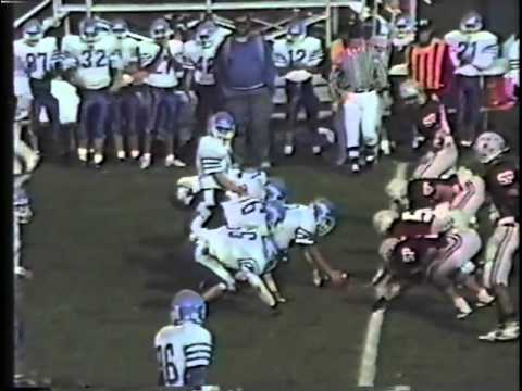 1992 Maine Class A High School Football Semi-final (Lewiston vs South Portland)