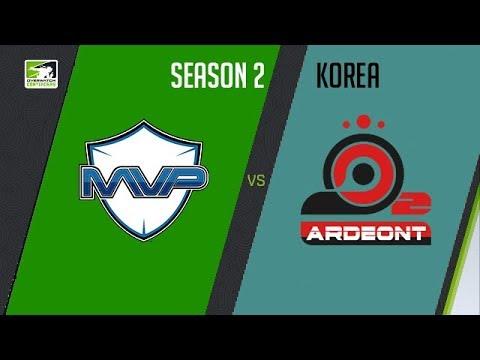 O2 Ardeont vs MVP - OW Contenders KO S2 - Map 2