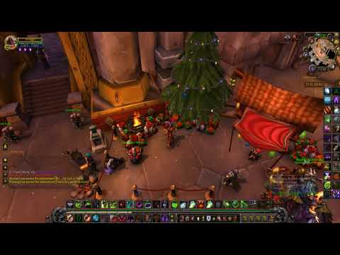 Feast of Winterveil 2017 Updates/Changes. Leveling Exp Nerfed More Lul