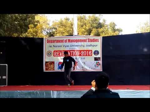 Contemporary dance on Chunar (ABCD 2)