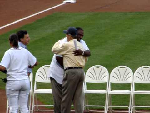 Jim Rice Retired Number Ceremony 1/3
