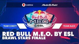 Brawl Stars Final: Team Consty vs Team Alex | Red Bull M.E.O. by ESL 2019