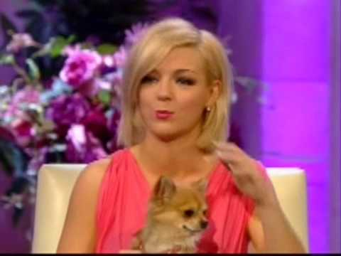 Sheridan Smith & Duncan James interview on Alan Titchmarsh 18-03-10