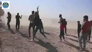 Курды снова забрасывают бронемашины, но уже избирательно - только турецкие