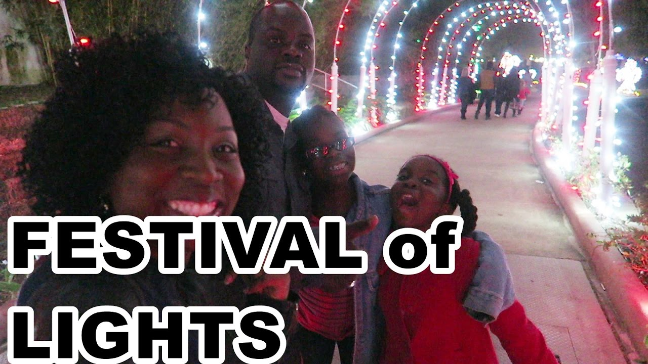 Christmas vacation christmas lights and dinosaurs at - Moody gardens festival of lights 2016 ...