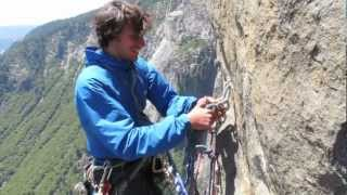 El Cap - Free Rider - A climbing movie by Oli Lyon