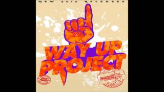 [Soca 2016] WAY UP PROJECT Full Mix - Diijay Dave