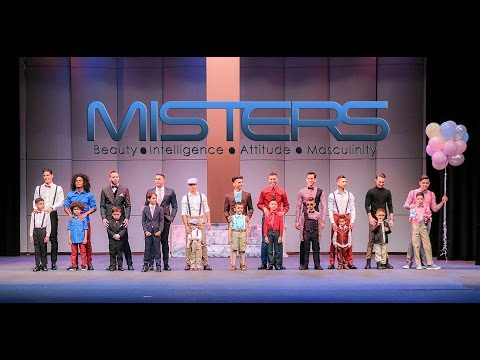 Misters of Puerto Rico 2017 - Latin Model Competition