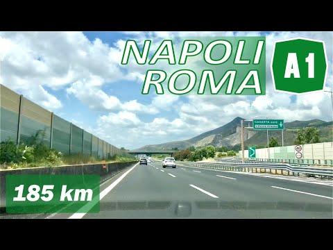A1 | NAPOLI - ROMA | Autostrada Del Sole