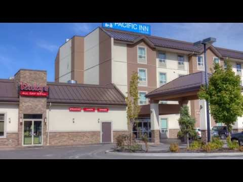 Pacific Inn & Suites Hotel in Vernon. Looking for accommodations? Style and Comfort for Business