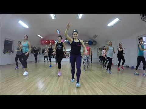 """Sex Bomb"" Dance Workout Choreography"