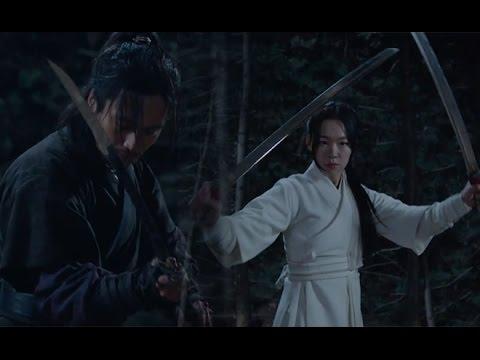 Lee Bang Ji VS Cheok Sa Gwang  Six Flying Dragons  Full Fight