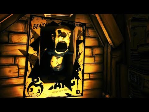 I'M IN THE GAME | Bendy And The Ink Machine - Chapter 3 - Pa