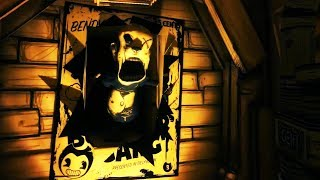I'M IN THE GAME | Bendy And The Ink Machine - Chapter 3 - Part 1