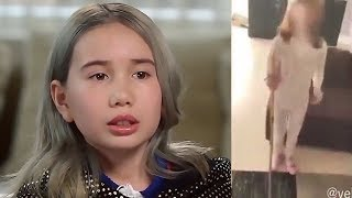 Lil Tay Deletes Instagram After Video Leaks Of Her Smoking | Lil Tay Child Abuse Charges