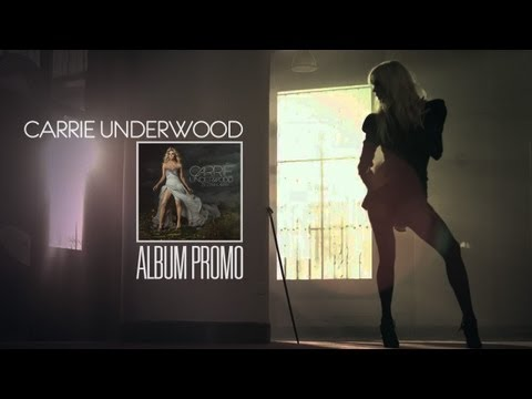 Carrie Underwood - Blown Away Album Promo