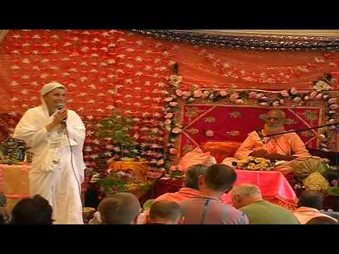 Srila Gurudeva Class Holland June 11 2003 - Part 2