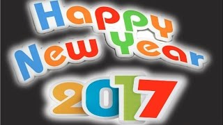 Happy New Year 2017 advance wishes Greetings whatsapp E card HD free download