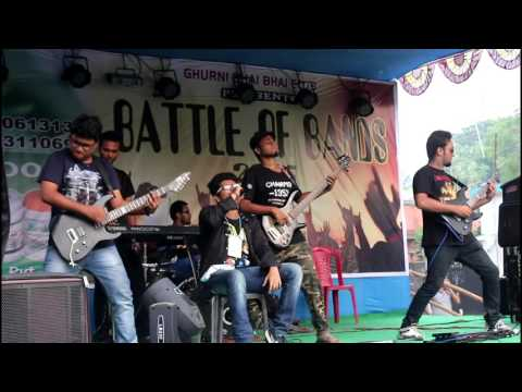Ghumer Sari by PETRIFIED SOULS || Live Performance