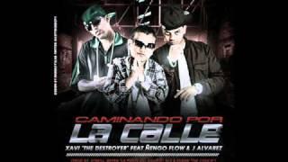 Download Xavi 'The Destroyer' ft J Alvarez & Nengo Flow - Caminando Por La Calle REGGAETON NUEVO 2011!!! MP3 song and Music Video