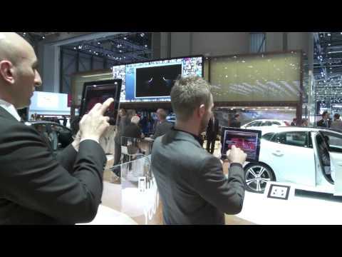 Volvo X RAY Scanner iOS App