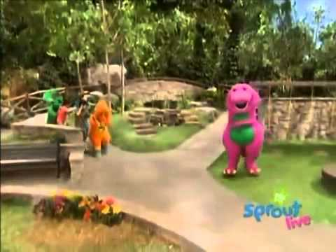 Barney & Friends Riff's Musical Zoo