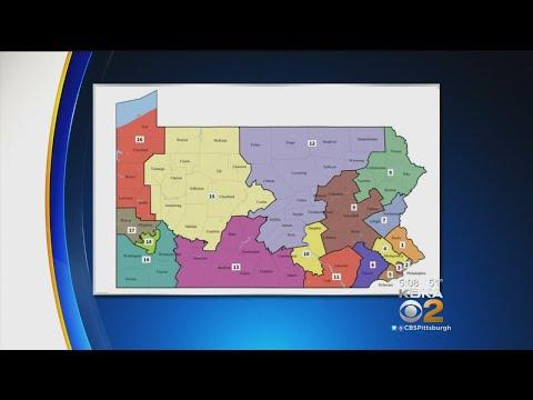 Federal Judges Reject Republicans' Lawsuit Over New Pa. District Map