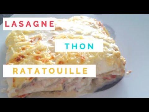 recette-cookeo-⎨lasagne-thon-ratatouille-⎬