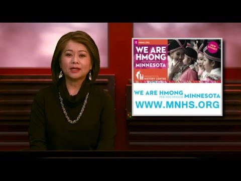 """3HMONGTV NEWS: Closing of """"We are Hmong Minnesota"""" exhibit at the MN History Center."""