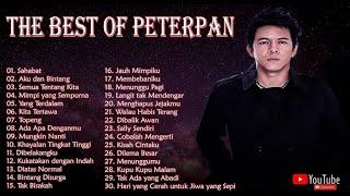 Full album lagu terbaik dari peterpan | best of the