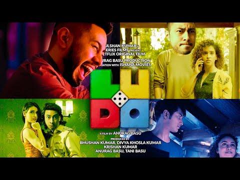 LUDO | Pankaj Tripathi | Rajkummar Rao | Fatima Sana Shaikh | Anurag Basu | Movie Review