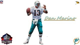 Dan Marino (The Most Gifted QB in NFL History) NFL Legends