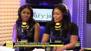 Being Mary Jane After Show w/ BJ Britt & Raven Goodwin Season 1 Episode 6  | AfterBuzz TV