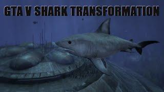 Underwater UFO & Great White Shark vs Giant Whale! - GTA 5 Secrets & Easter Eggs