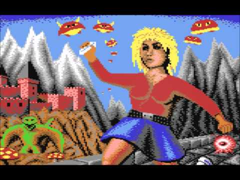 The Great Giana Sisters (C64) Music- Loader