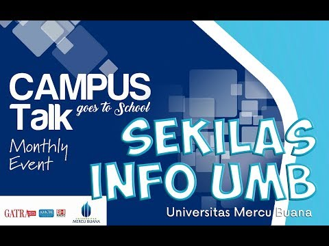 Campus Talk goes to School (SMK SATRIA, Jakarta)