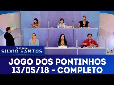Jogo dos Pontinhos - Completo | Programa Silvio Santos (13/05/18)
