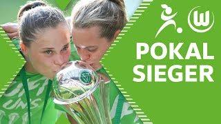 PARTYBUS Exklusiv! | Kabinenfeier nach dem Pokalsieg | VfL Wolfsburg Frauen